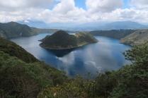 Laguna Cuicocha (Equateur)