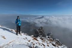 Le Corazon dépasse des nuages