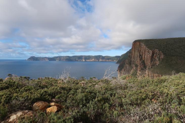 Randonnėe au Cape Hauy