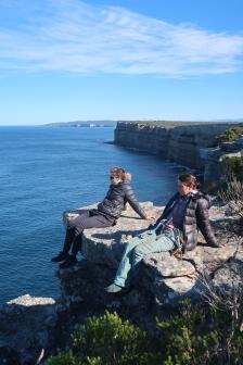 On cherche les baleines de Point Perpendicular