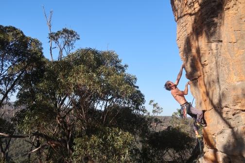 Michel dans Master Plan, 23, secteur Mt York, Blue Mountains